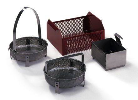 General Purpose Parts Washer Baskets
